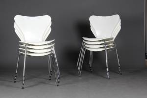 Arne Jacobsen for Fritz Hansen, 7'eren (8)