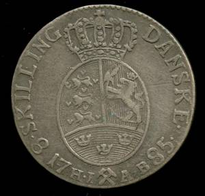 Norge – Christian VII