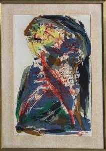Asger Jorn: Komposition