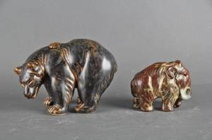 Knud Khyn for Royal Copenhagen: Figurer (2)