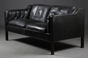 Børge Mogensen (1914-1972): Topersoners sofa, model 2212