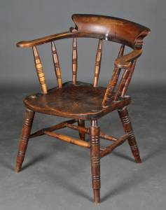 Captains Chair, Elm