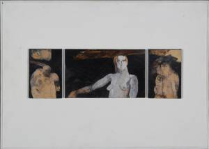 "Hans Berg (1938-2010): ""Triptykon, Alternativ altertavle"""