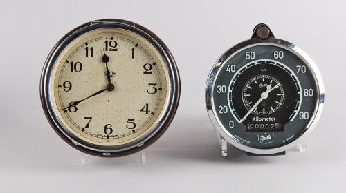 Smith vægur og Kienzle speedometer (2)