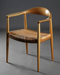 "Hans J. Wegner (1914-2007): ""The Chair"""