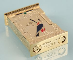 "S. T. Dupont: Lighter ""Pharaoh"" limited edition"