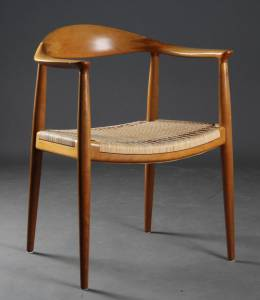 "Hans J. Wegner (1914 - 2007): ""The Chair"""