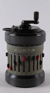 Curta Calculator