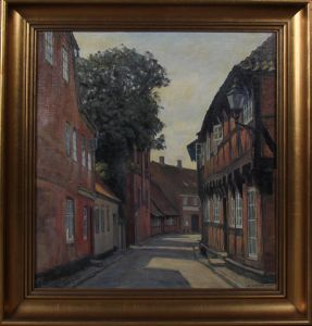 Stephan Ussing: Bygade, Ribe