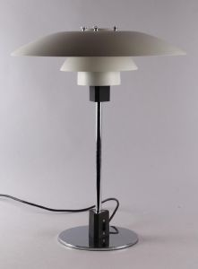 Poul Henningsen (1894 - 1967): Bordlampe PH-4/3
