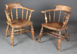 Et par Captains chairs