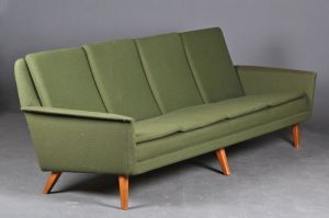 Folke Ohlsson: Fire-pers. sofa, model 5654