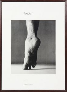 Richard Avedon (1923-2004): 'Rudolph Nureyev's Foot'