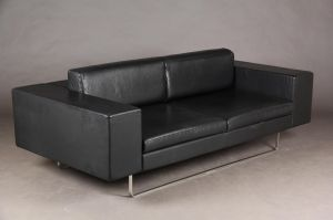 Anne Louise Due De Fønns: To-pers. Low Cut sofa