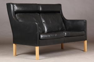 Børge Mogensen (1914-1972): To-pers. sofa, model 2432
