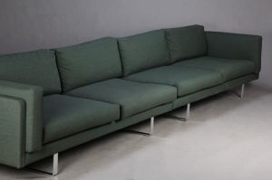 Erik Jørgensen: Stor fire-pers. sofa, model 280, Custom made