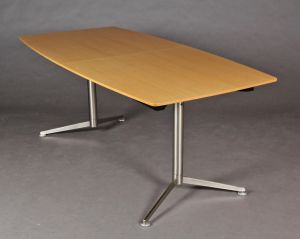 Paul Leroy: Spisebord, model Spinal table
