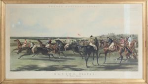 Fores's National Sports Racing  Plate 2