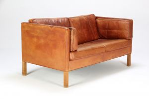 Børge Mogensen: To-personers sofa