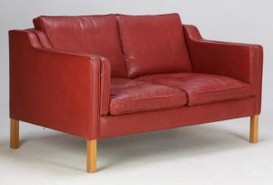 Stouby to-personers sofa