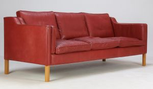 Stouby, tre-personers sofa
