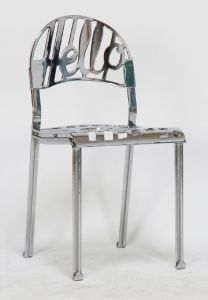 "Jeremy Marvey for Artifort: Stol, model ""Hello There"""